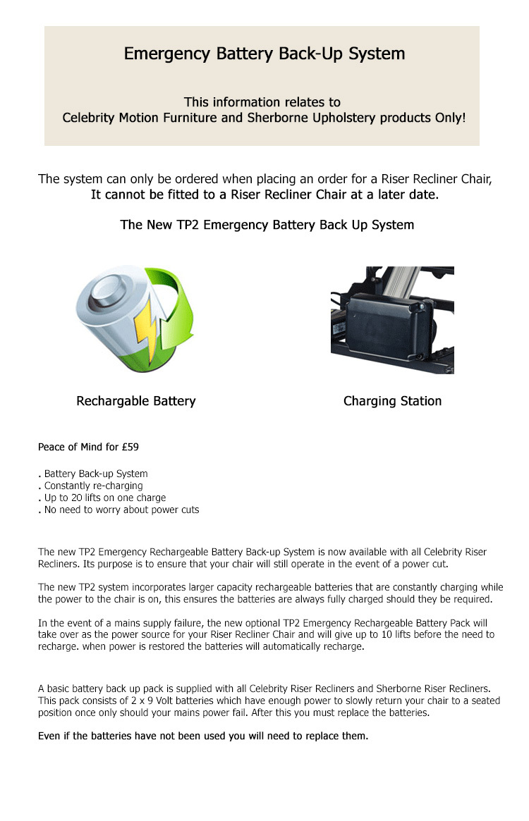 Sherborne-Battery-Back-Up-System